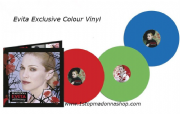 "EVITA (Anniversary) - 12"" / LP EXCLUSIVE COLOUR VINYL"